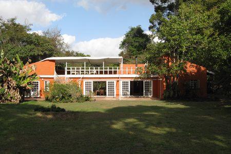 Seven Falls Lodge - Oatmeal Room