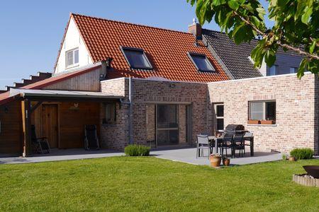 Vakantie in Vlaanderen !  Vakantiehuis Terrand