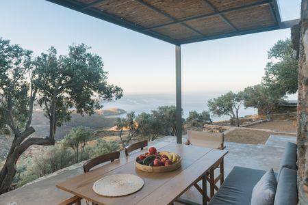 Avdos' olive house