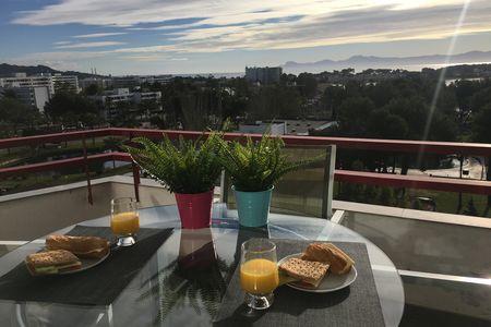 Luxe appartement met fantastisch uitzicht