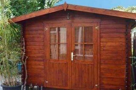 Private Garden Cabin