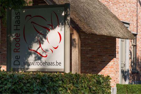 (MIDWEEK/4n)-De Rode Haas vakantiewoning&jacuzzi