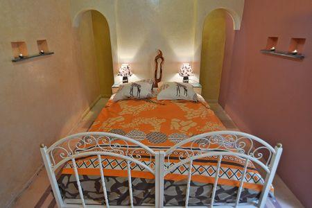 2. Kamer: Mellah (B&B Riad Aicha Marrakech)