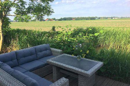Studio Roos in app.boerderij Nieuwesluis