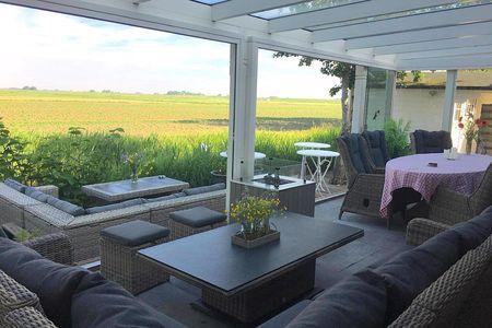 Studio Hortensia in app.boerderij Nieuwesluis