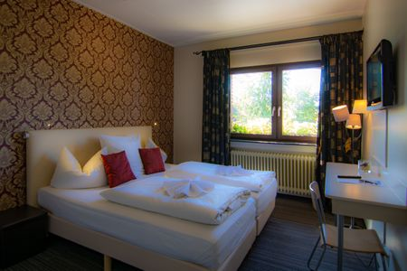 Hotel De Lange Man - Standaardkamer