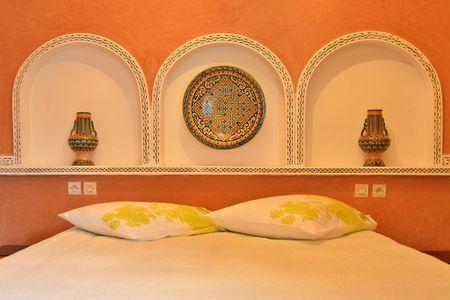 5.Kamer: Palmeraie (B&B Riad Aicha Marrakech)