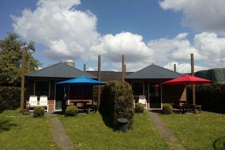 Hooiberghut bij Boerderij de Omrand Amersfoort