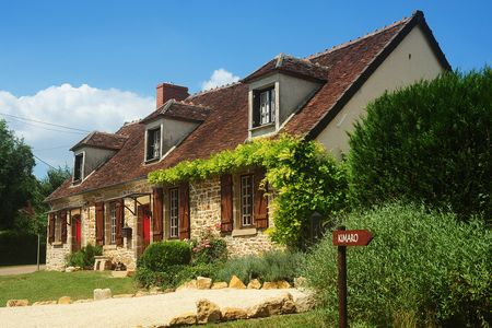 Romantische cottage in Bourgondië!