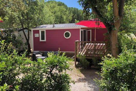 Luxe mobile home | Zuid-Frankrijk | Côtes d'Azur