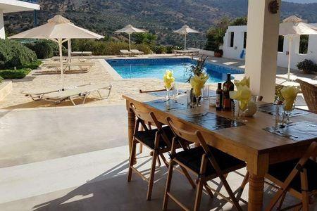Uniek en prachtig gelegen appartement op Kreta!