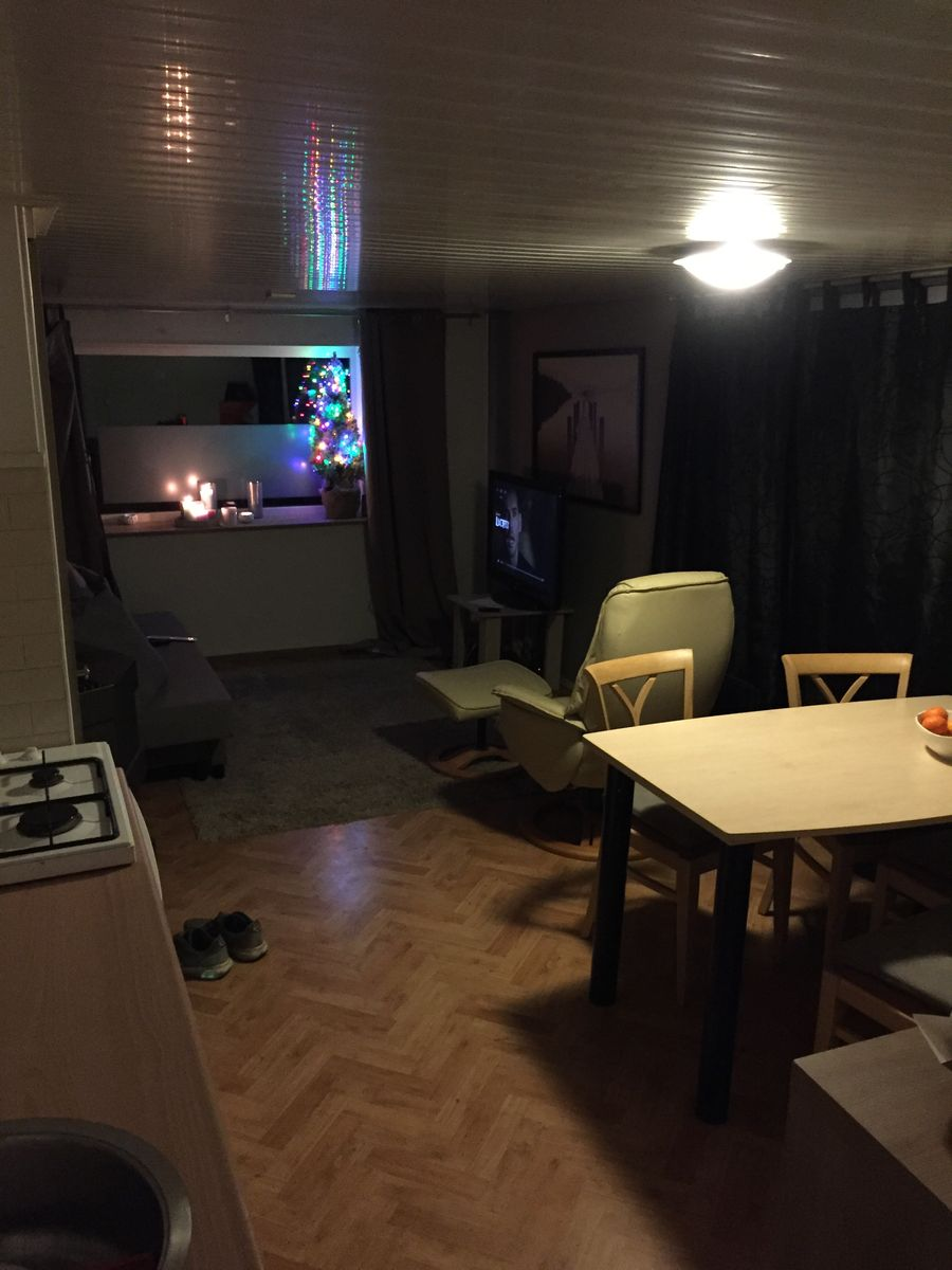 Pictures of the room