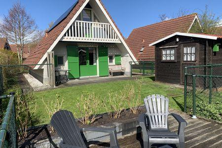 Vakantiehuisje te huur met Sauna Lauwersmeer