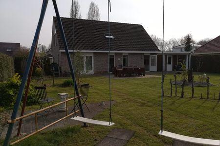 Heerlijk vakantiehuis centraal in Nederland!