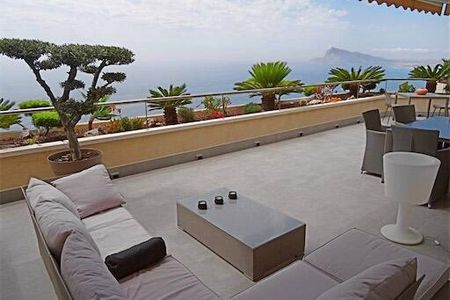 Stunning Las Terrazas Apartment Altea Hills