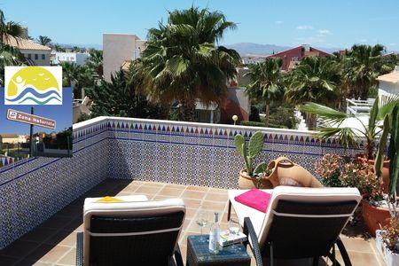 Casa Cielo Azul 100% feelgood in Vera Naturista