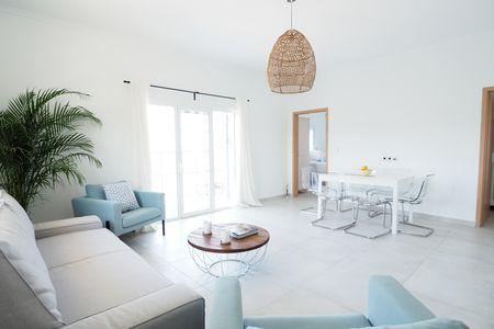 2-Bedroom Sea View Villa Apartment Above Boukari