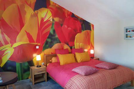 Casa Los Dos bed & breakfast Competa Andalusie