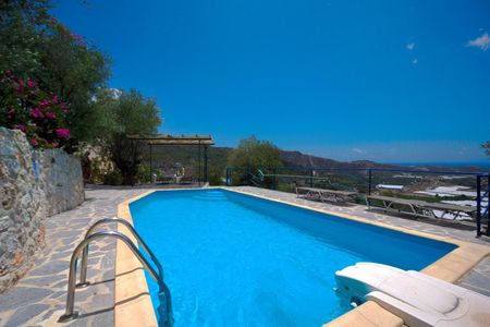 Holiday home Crete with private pool