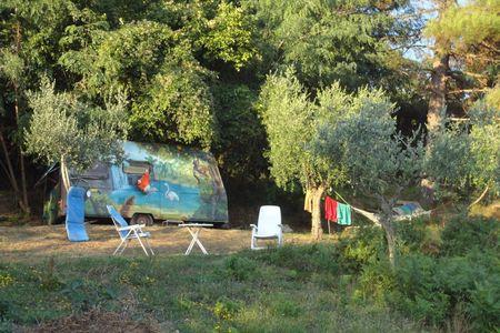Caravan Toscane