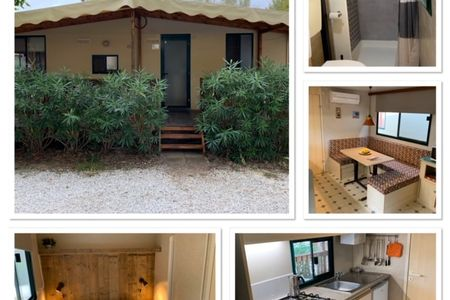 Vakantie Chalet/Mobilehome Viareggio (ZR28)