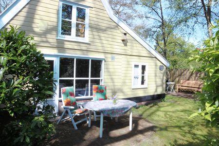 Vakantiehuis Broekbeek vrij, bosrijk, eigen tuin.